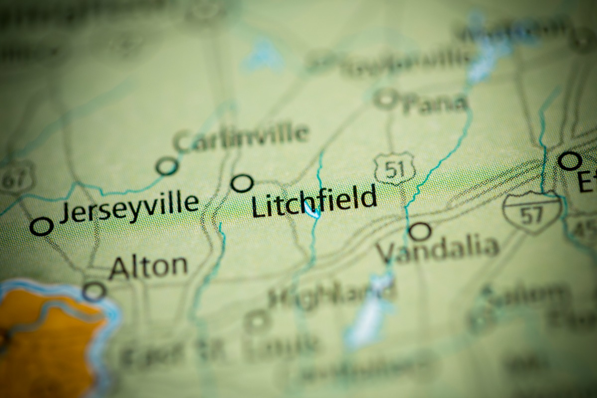 Bill Bailey on the Evolution of Litchfield Illinois