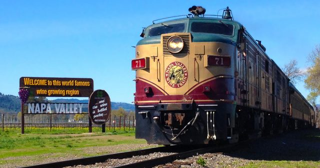 Napa Valley Wine Train: A wholesome experience